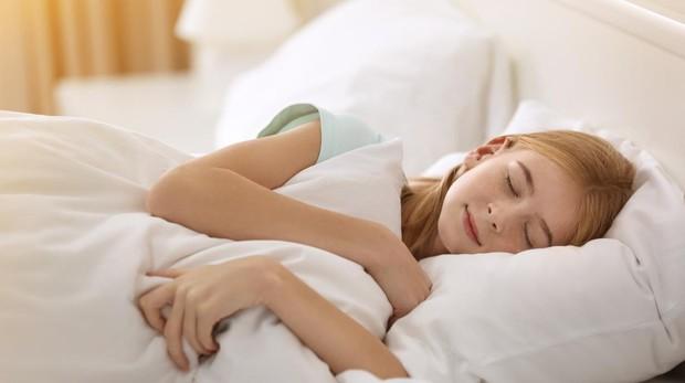 En países como Estados Unidos, la siesta desaparece a medida que los niños crecen