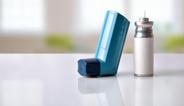 El asma se trata con broncodilatadores