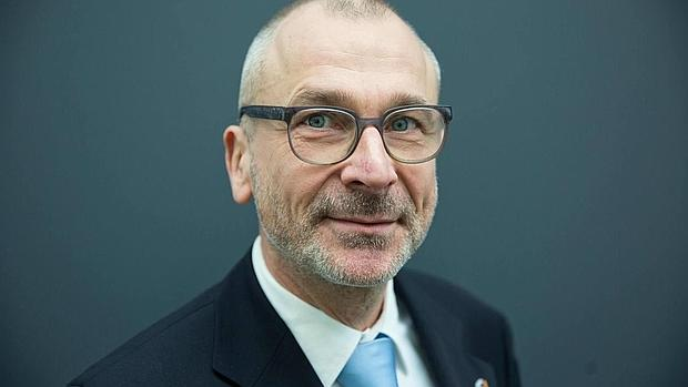 El diputado verde alemán Volker Beck