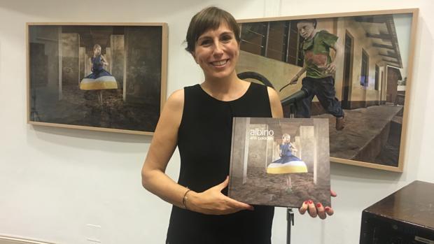 La fotoperiodista autora de las fotografías, Ana Palacios
