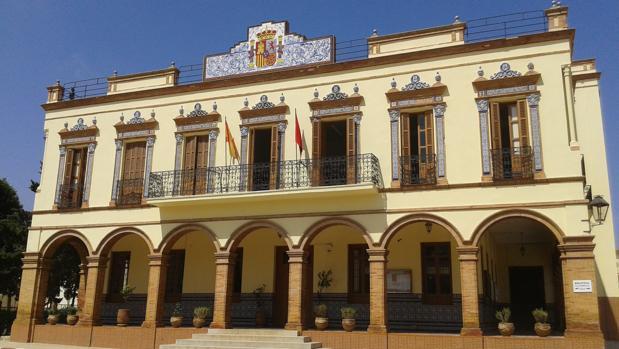 Instituto Melchor de Jovellanos, en pleno centro de Alhucemas