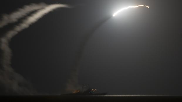 La Casa Blanca aseguró que el ataque había logrado la destrucción del 20% de la aviación siria