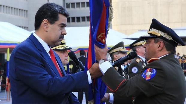 Maduro nombra a Alexis Rodríguez Cabello comandante general del Ejército Bolivariano