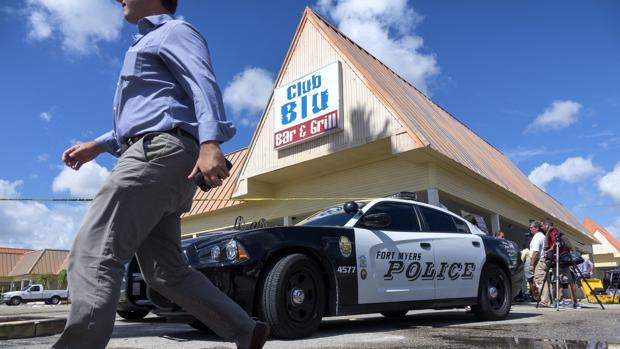 Policía de Estados Unidos, foto de archivo