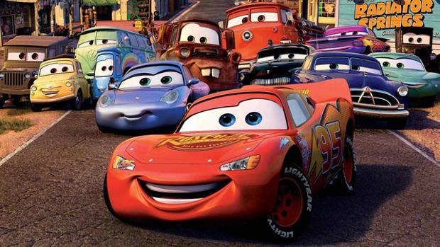5 Clónicos televisivos de la película Cars de Disney