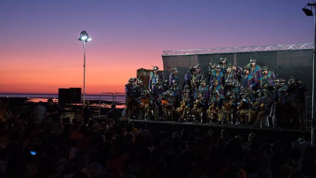 Carnaval en verano 2019