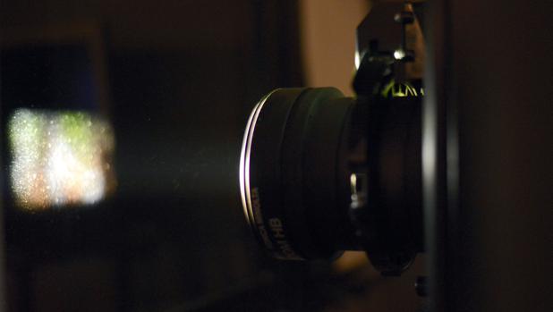Un proyector de cine, una opción cara pero efectiva para un regalo