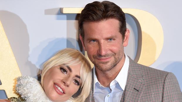 Lady Gaga y Bradley Cooper, favoritos por sus trabajos en «Ha nacido una estrella»