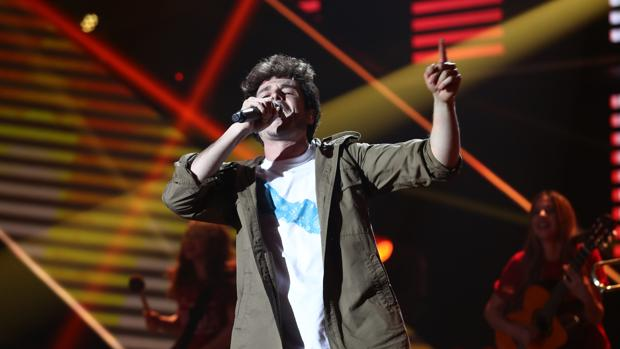 Miki Núñez, representante español de Eurovisión 2019