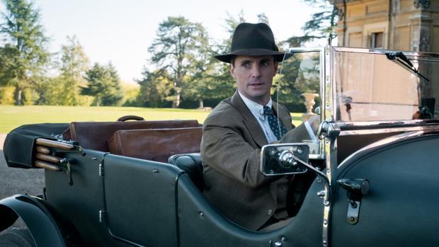Escena de «Downton Abbey»