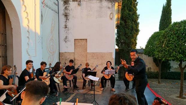Conservatorio de Sanlúcar la Mayor