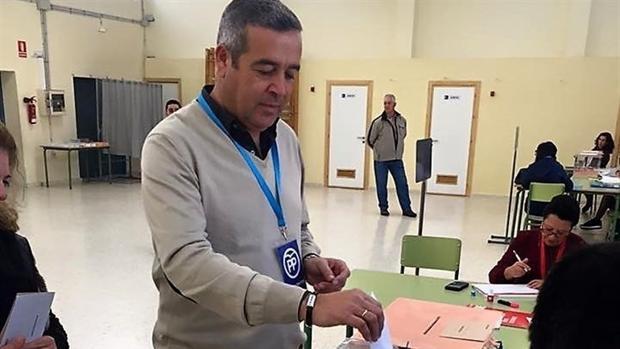 El popular Antonio García Ortega es alcalde de San José del Valle desde diciembre de 2017