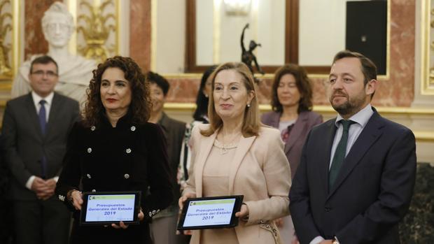 El proyecto de presupuestos del PSOE para 2019 llega al Congreso para su debate