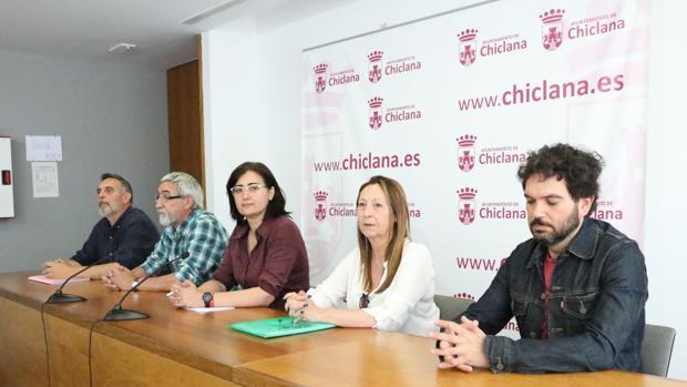 Comisión de Garnatía de Admisión de Chiclana.