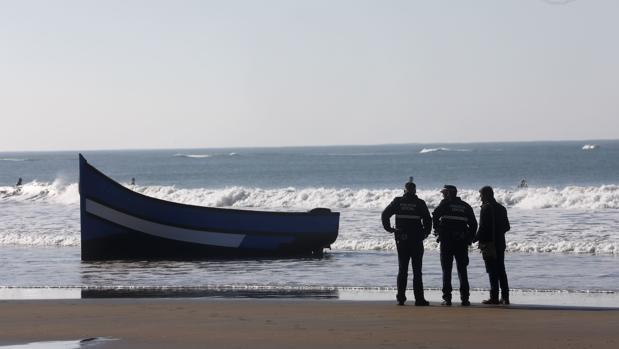 Es continua la llegada de inmigrantes que llegan a Cádiz procedentes de las costas africanas.