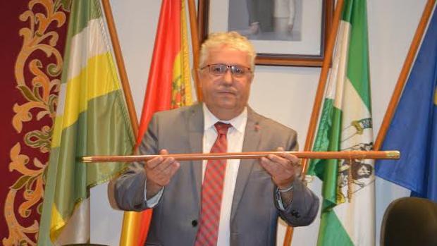 Francisco Molina, alcalde socialista de Bormujos