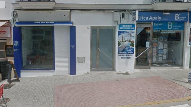 Administración de loterías donde ha sido validado el billete de la Lotería Primitiva en Conil.