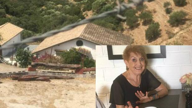 Lele, la mujer que ha sido asesinada en su casa de la sierra gaditana.