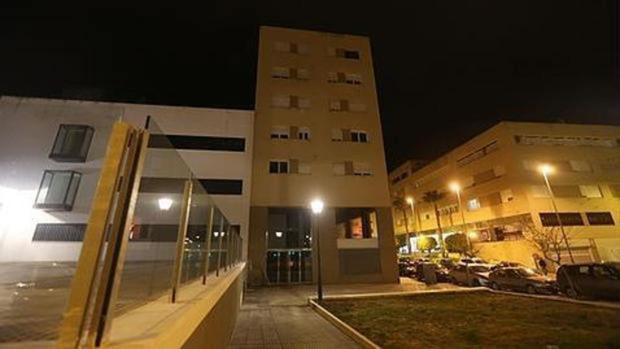 La detención de Jonathan se produjo en la Corrala, en Cádiz.