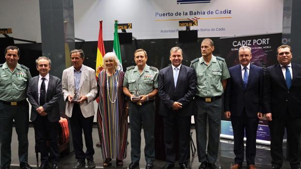 Guardia Civil y José Luis Blanco recibieron los galardones