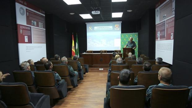 La Comandancia de la Guardia Civil en Algeciras se refuerza.