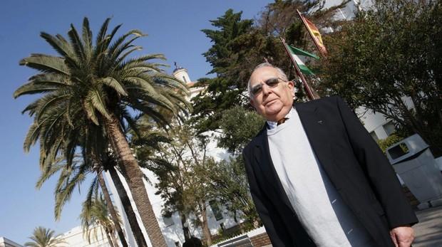 El padre Luis Castro