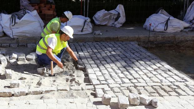 El sector de la construcción es el que más se ha resentido en estos años.