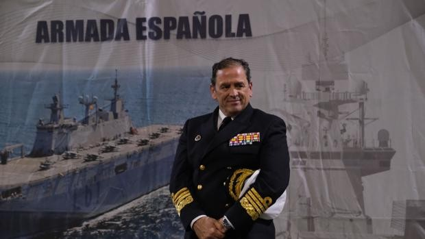 La lucha contra el Covid marca la toma de posesión del nuevo Almirante de la Flota
