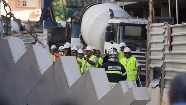 Cádiz y Sevilla lideran las muertes por accidente laboral en el primer trimestre