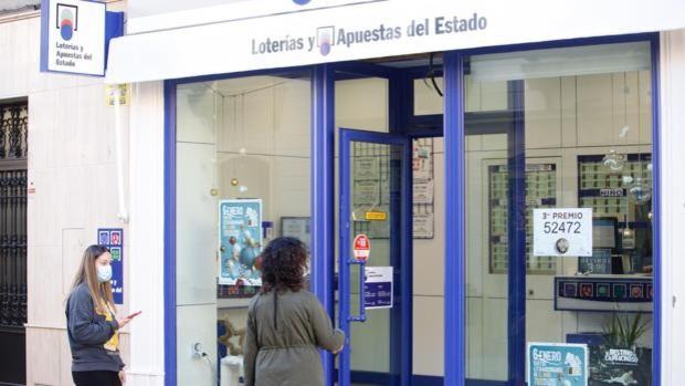 La Primitiva deja casi 1,5 millones de euros en Villaverde del Río