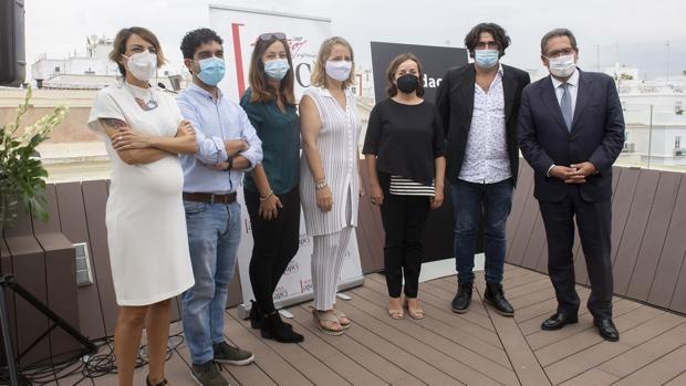 Pepa Bueno recibe el XXX Premio Agustín Merello de la Asociación de la Prensa de Cádiz