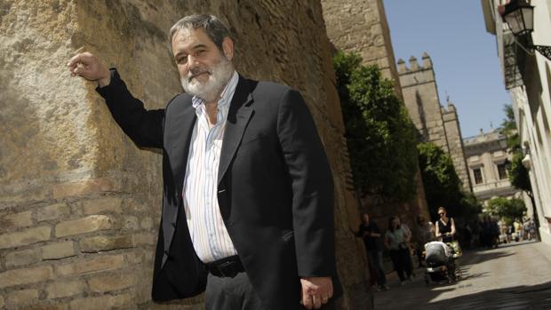 Emilio Pérez Mallaina es autor de un libro sobre las Atarazanas de Sevilla