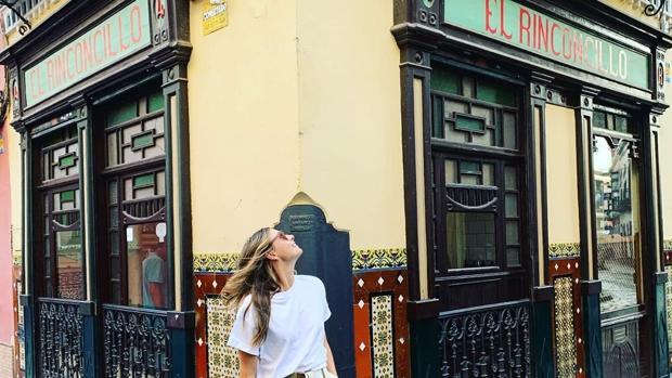 María Sharapova se enamora de Sevilla