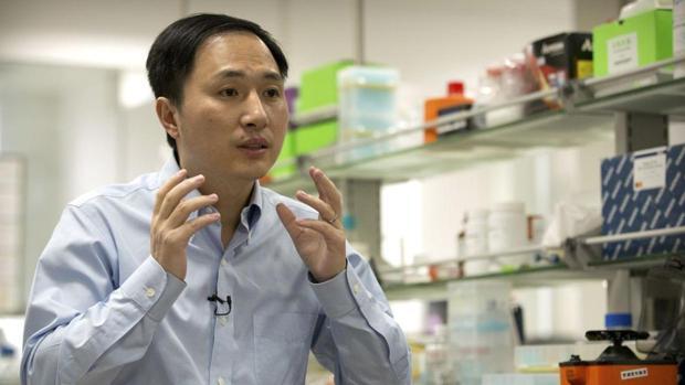 He Jiankui, el científico chino que asegura haber conseguido los primeros bebés modificados genéticamente