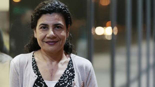 Ana Losada, presidenta de la Asamblea por una Escuela Bilingüe (AEB)