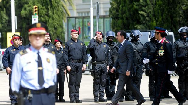 Los mossos d´esquadra detuvieron al autor del apuñalamiento