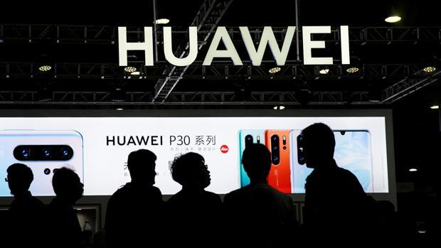 Huawei participa en la feria tecnológica CES (Consumer Electronics Show) que se celebra este mes de junio en Shanghai (China)