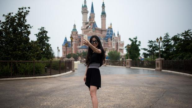 Inauguración del parque Disney en Shanghái