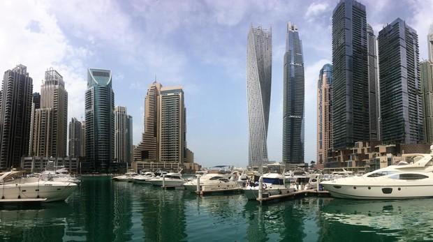 La Marina, «el nuevo Dubái» en torno a un canal artificial de 3,5 km de longitud